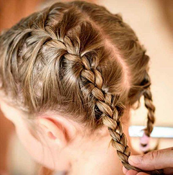Peinados Infantiles Archivos Beset